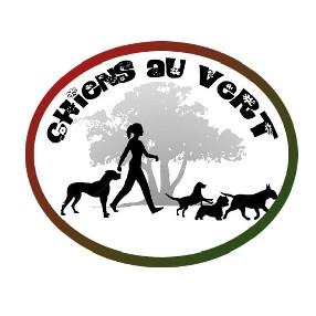 chiens au vert Villelongue de la Salanque